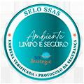 Selo SSAS - Six Strategic Ambiente Seguro